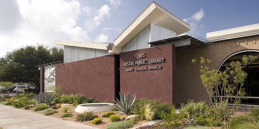 Terrazas Branch Library Addition Austin Texas Jose I