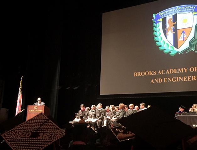 Rick Guerra, P.E. | Speech at Brooks