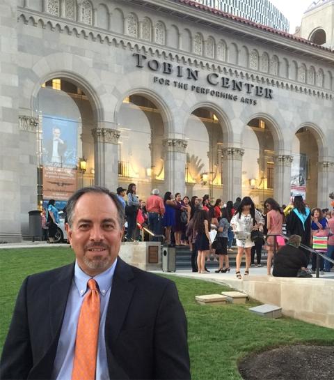 Rick Guerra, P.E. | Tobin Center